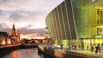Students to gain in revised Cork events centre plans as apartment number doubles