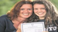Making the grade: Junior Cert students get balance right