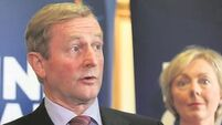 Enda Kenny: No plans to step down as leader