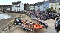 VIDEO: RNLI celebrate the naming of two new lifeboats