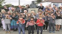 World Fiddle Day in Kerry village of Scartaglin pays tribute to Sliabh Luachra master Pádraig O'Keeffe