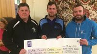 Macra news: Tractor run raises over €1,250 for residential care home