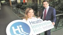 Health Innovation Hub's work with hospitals on novel solutions set to transform sector