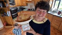 Galway granny crops up with giant potatoes