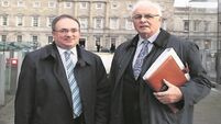 Financial watchdog to stand over Nama probe