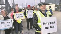 Bus Éireann and protesters to meet over route change in Cork