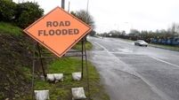 Prolonged torrential rain causes chaos in Kerry with flooded roads and major bridges impassable