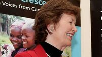 Concerns over library to house Mary Robinson's papers