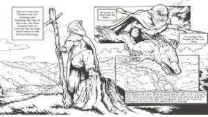 Where Finbarre fought, monsters learned - Cork's Patron Saint now a comic book hero