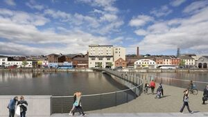 Pedestrian and cycle bridge to be built in Cork City by 2019