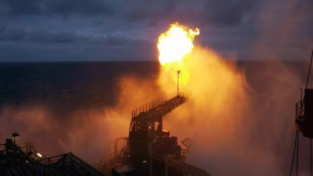 Shell fined for Corrib noise and light pollution from New Year's gas flare