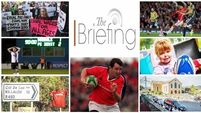 Friday morning briefing: Public urged to travel early to Anthony Foley funeral as huge crowds expected. Catch up on all the headlines