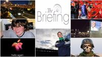 Thursday lunchtime briefing: Thousands expected in Killaloe to pay respects to Anthony Foley. Catch up on the headlines