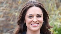 Gráinne Seoige shines with diamonds firm in NY