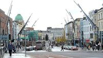Pre-boom traffic levels testing Cork City road capacity