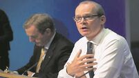 Simon Coveney rules out immediate attempt to oust Enda Kenny