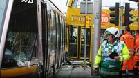 Seven hurt as sightseeing bus collides with Luas in city centre