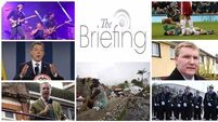 Friday lunchtime briefing: Death toll soars in wake of Hurricane Matthew. Catch up on all the headlines
