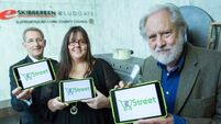 David Puttnam launches web portal for local shops