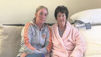 Tumour 'would have paralysed' grandmother if family had not paid for private MRI scan