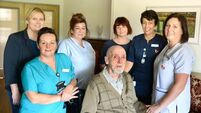 Life goes on as usual in Marymount Hospice