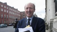 Shane Ross under fire after leaking of rail review