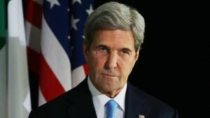 John Kerry warns of risk to peace process if border changes with the North