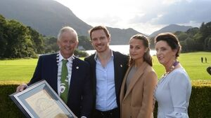 Michael Fassbender: 'Home support takes my breath away'