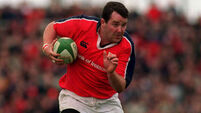 Anthony Foley 'a gentleman and one of the greats'
