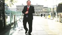 Brian Cowen cabinet 'terrified' by public anger over austerity