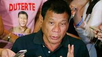 President Rodrigo Duterte plays it tough in fight against drugs in Philippines