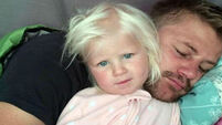 Toddler swept out to sea with her parents dies