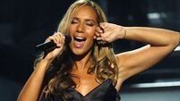 Leona Lewis feels critics' claws over 'Cats' performance