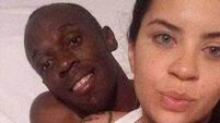 Usain Bolt pictured in bed with widow of drug lord