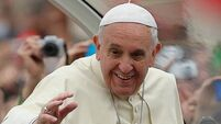 Pope Francis sends Vatican City firefighters to disaster zone