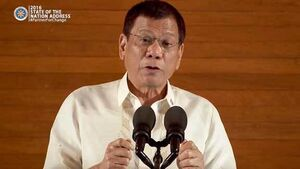 Philippines president defends killing dealers