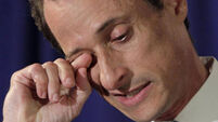 Huma Abedin splits with husband Anthony Weiner after catching him sexting