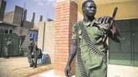 Aid worker is raped at gunpoint in Juba