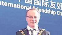 China presents city of Cork with friendship award