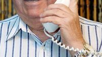 QUIRKY WORLD ... Fraudsters preying on elderly in phone scam