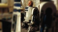 R2D2 actor Kenny Baker dies, aged 81