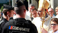 Security tight in France as pilgrims descend on Lourdes