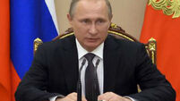 Vladimir Putin fires his chief of staff Sergei Ivanov