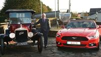 Ford Ireland are taking time to reflect on a proud past [video]