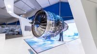 Rolls Royce shares up 7% as probe settled