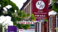 Weak UK homes market