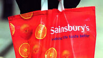 Sainsbury's and Ted Baker surge on Christmas sales
