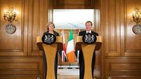 Irish trepidation ahead of May's Brexit speech