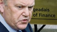 Michael Noonan keeping his options open on AIB sale