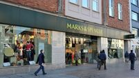 M&S shares slip on job cuts